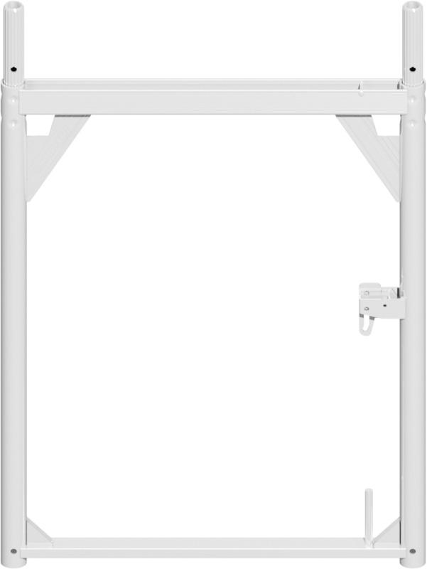 ALFIX - Cadre en aluminium 1.00 x 0.73 m