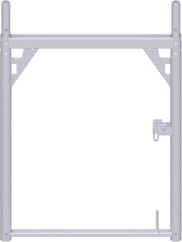 ALFIX - Cadre en acier 1.00 x 0.73 m