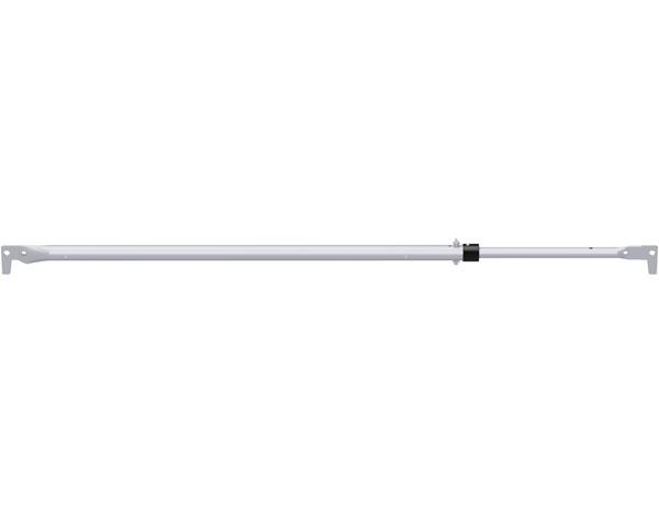 ALFIX - Lisse téléscopique en acier 1.57 à 2.57 m