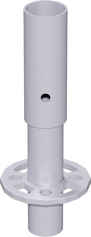 MODUL - Elément de départ vertical en acier 0.41 m