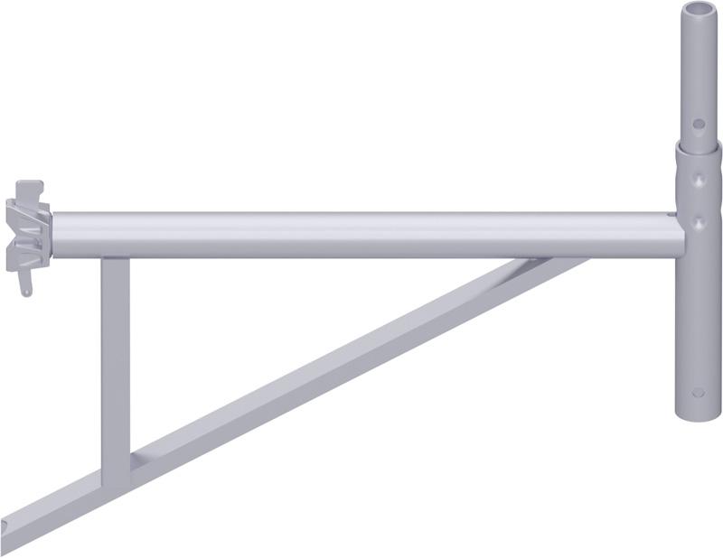 MULTI - Console RE en acier 0.73 m