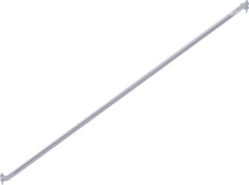 MULTI - Diagonale verticale en acier 2.00 x 0.73 m