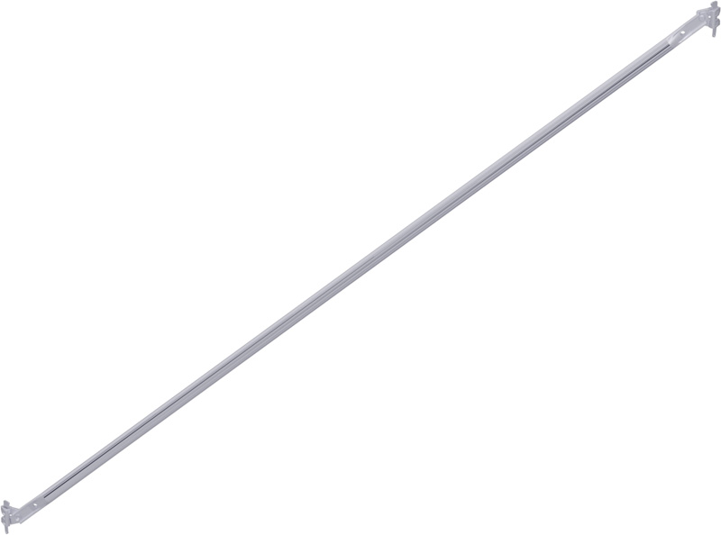 MULTI - Diagonale verticale en acier 0.50 x 2.07 m