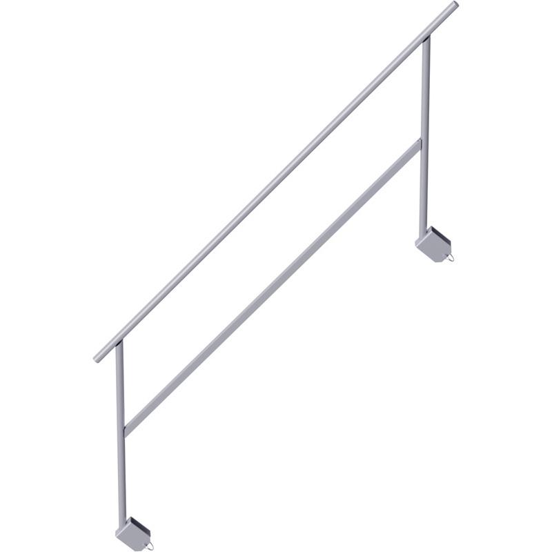 ALFIX / UNIFIX - Garde-corps intérieur pour escalier hauteur 2.00 m