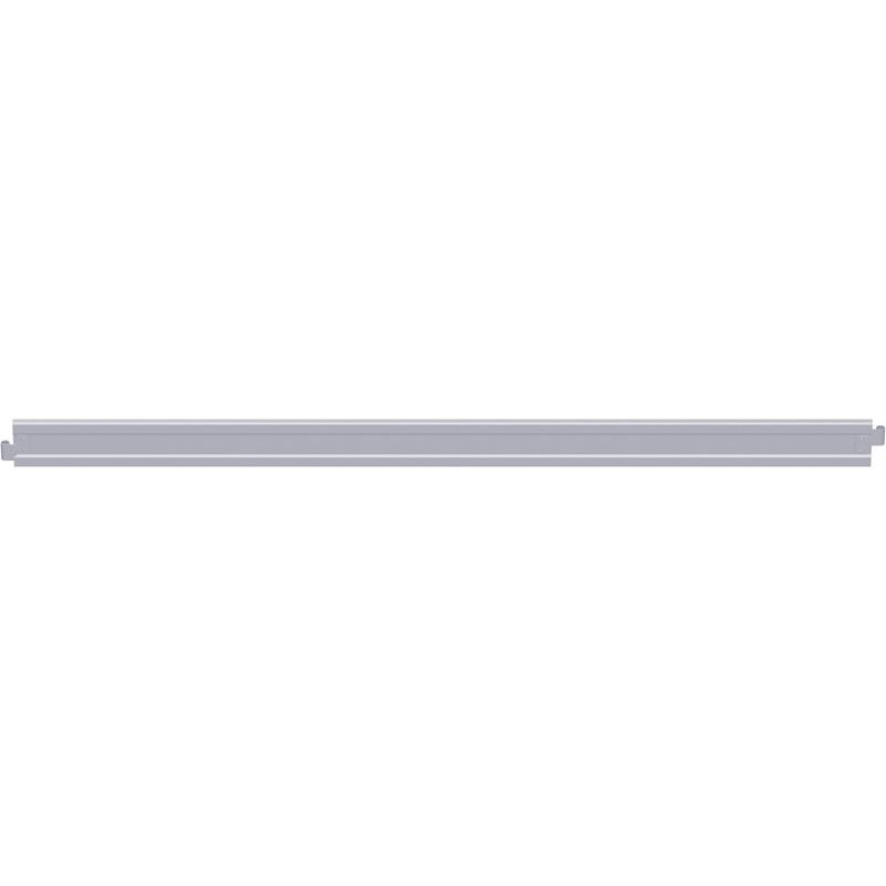 ALFIX - Plinthe en acier 2.57 x 0.15 m