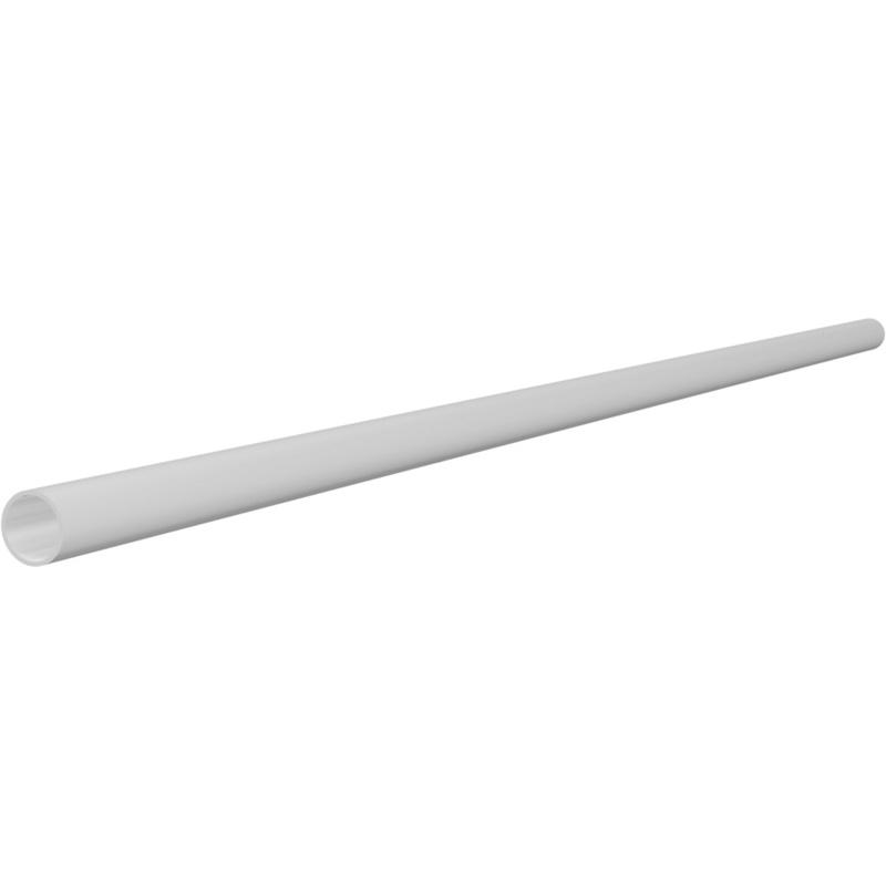 Tube d'échafaudage en aluminium 5.00 m ø 48.3 x 4.05 mm