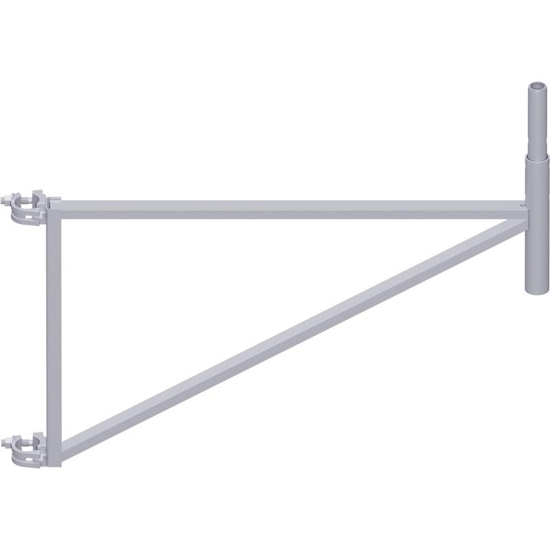 UNIFIX - Console d'extension en acier 1.00 m