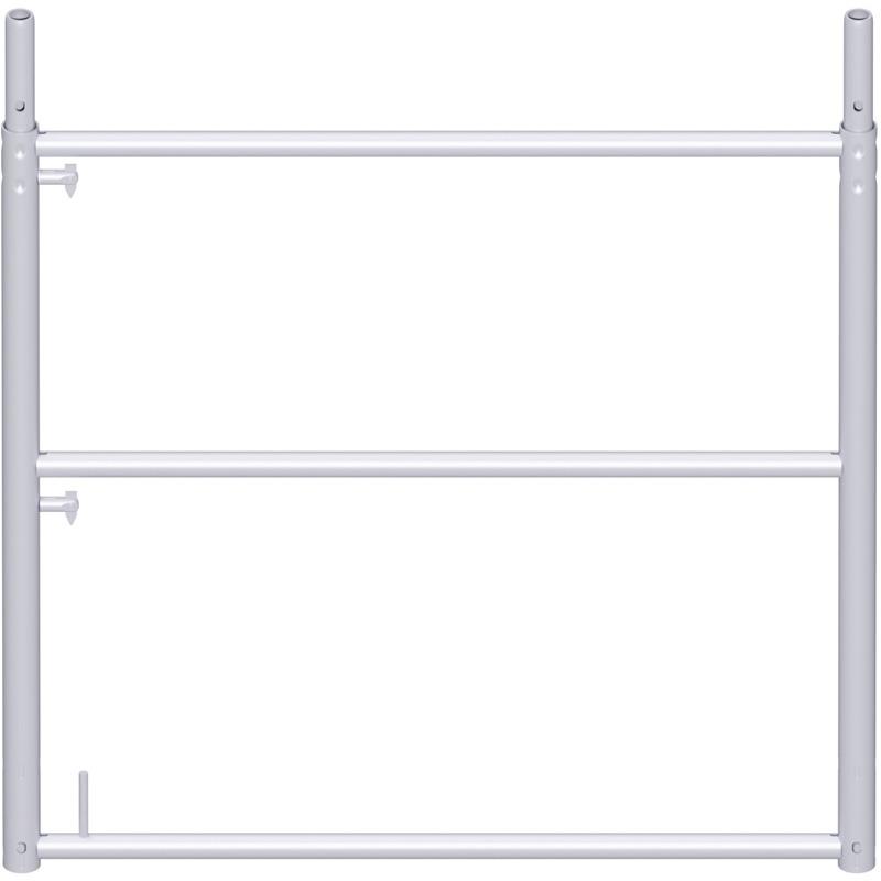 UNIFIX - Cadre d'extrémité en acier 1.00 x 1.10 m