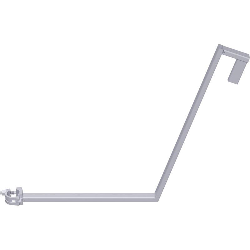 UNIFIX - Sécurité de plancher pour support de protection en acier 0.66 x 0.89 m