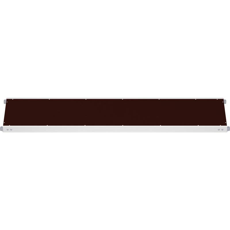 UNIFIX - Plancher alu/bois 2.50 x 0.64 m