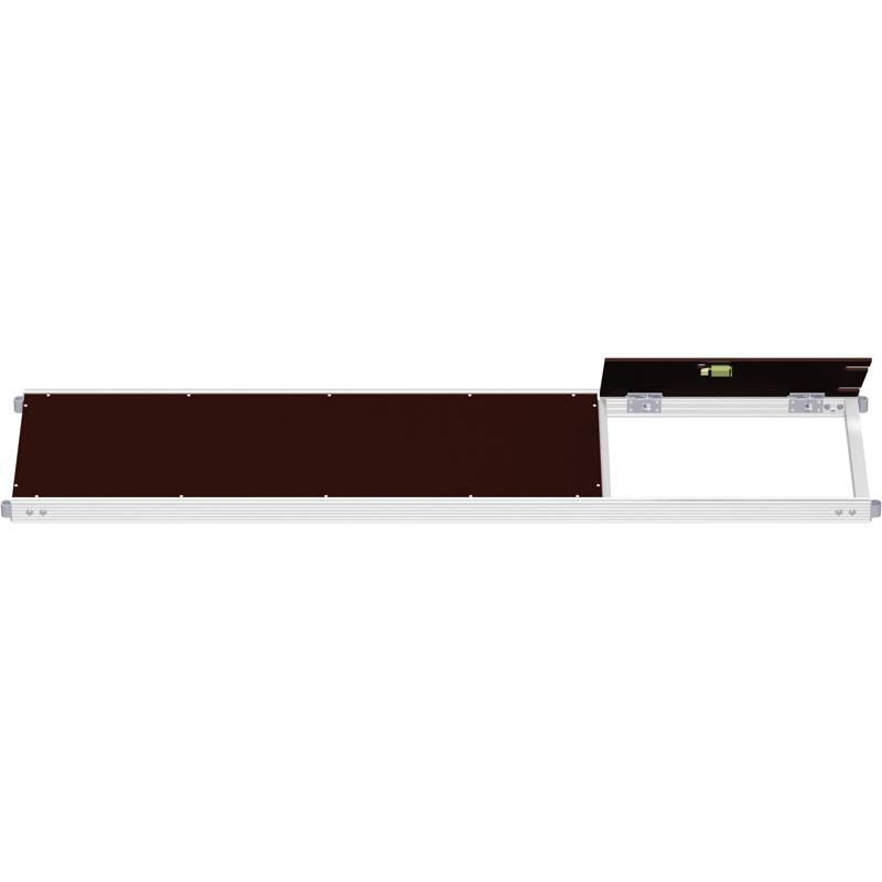 UNIFIX - Plancher alu/bois avec trappe sans échelle 2.00 x 0.64 m