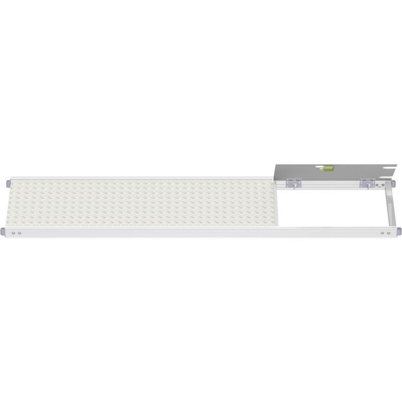 UNIFIX - Plancher tout alu avec trappe sans échelle 1.50 x 0.64 m