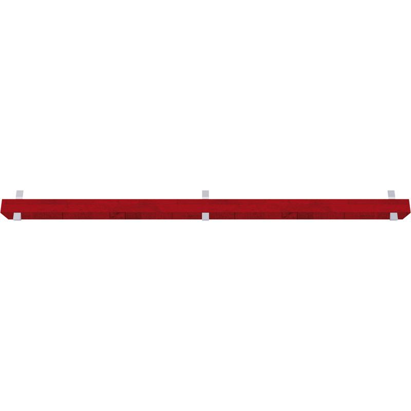 UNIFIX - Recouvrement fente en bois 2.50 x 0.14 m