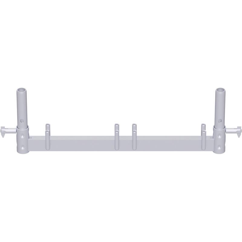 UNIFIX - Traverse porte-à-faux en acier 0.74 m