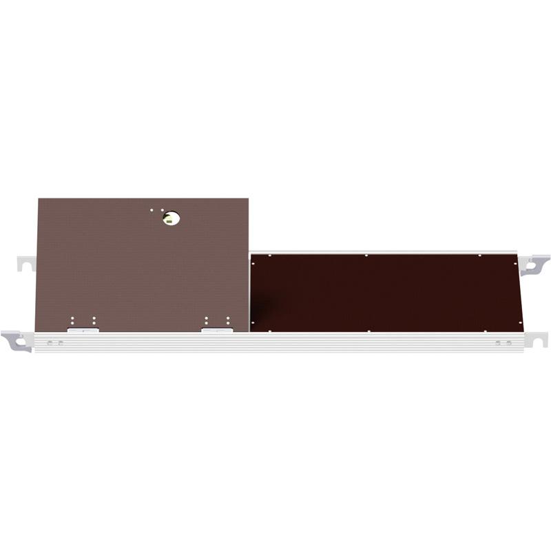 ROULANT - Plancher avec trappe 1.80 x 0.60 m