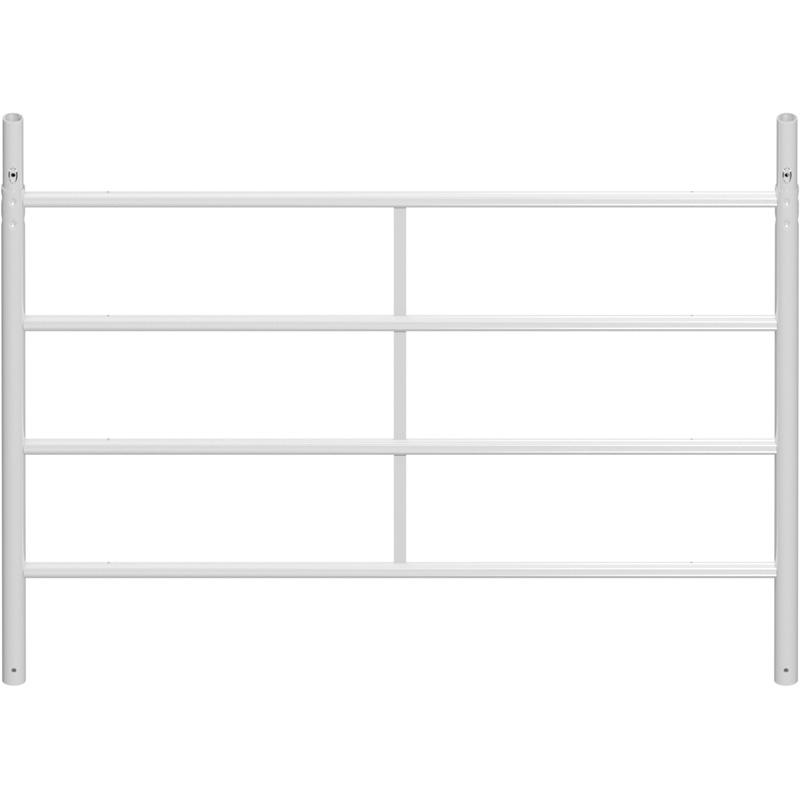 ROULANT - Cadre vertical en aluminium 1.12 x 1.35 m
