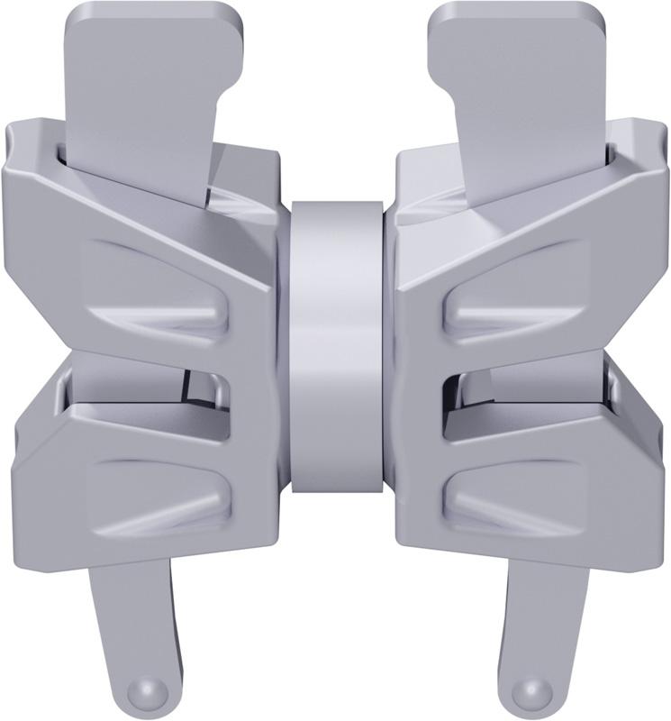 MODUL - Collier d'écartement rigide 155 mm