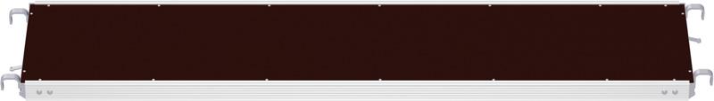 METRIQUE - Plancher alu/bois RE 4.00 x 0.60 m