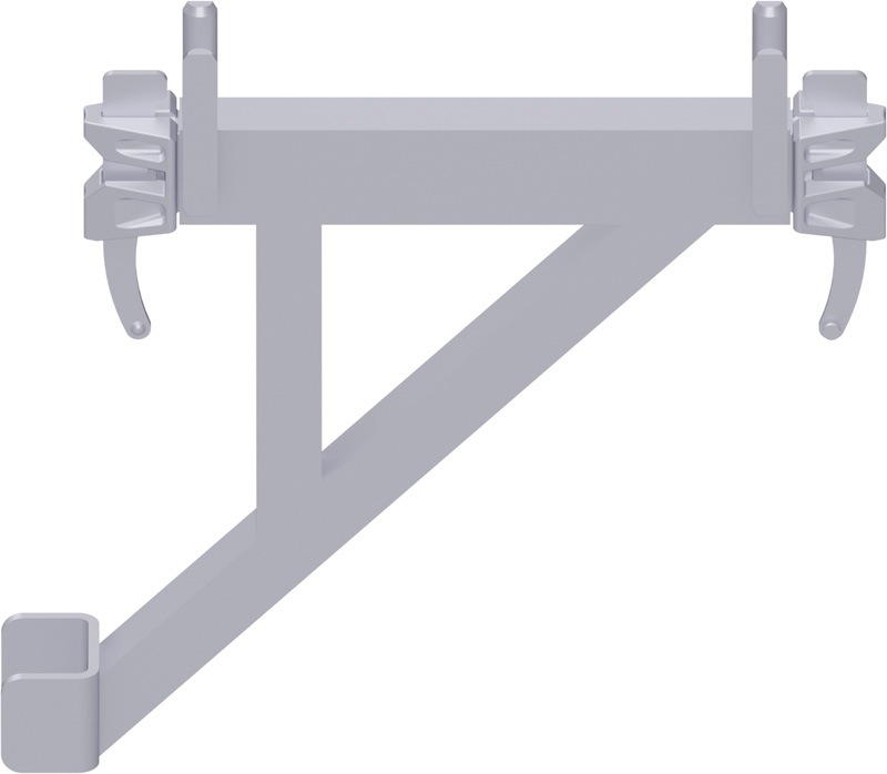 METRIQUE - Console en acier 0.41 m