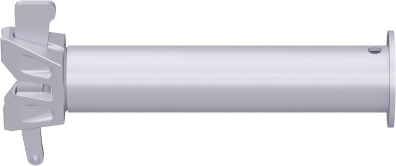 METRIQUE - Support-console RE en acier 0.29 m