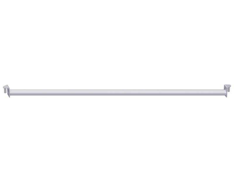 METRIQUE - Diagonale horizontale en acier avec ergots 3.00 x 0.74 m