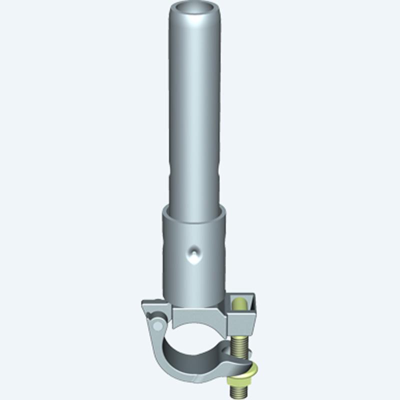 METRIQUE - Raccord à tubes pour poutre à treillis 0.30 m avec collier Clé de 22