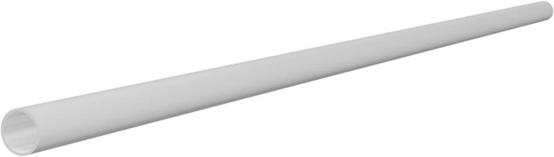 Tube d'échafaudage en aluminium 1.00 m